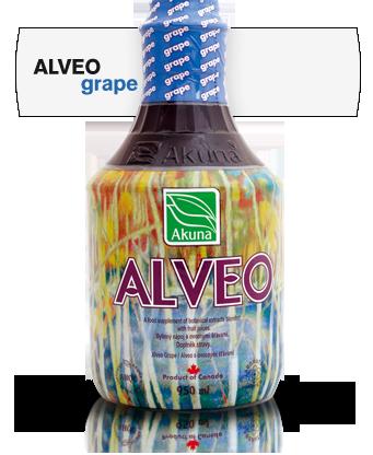 lahev alvea, balinného léčivého nápoje